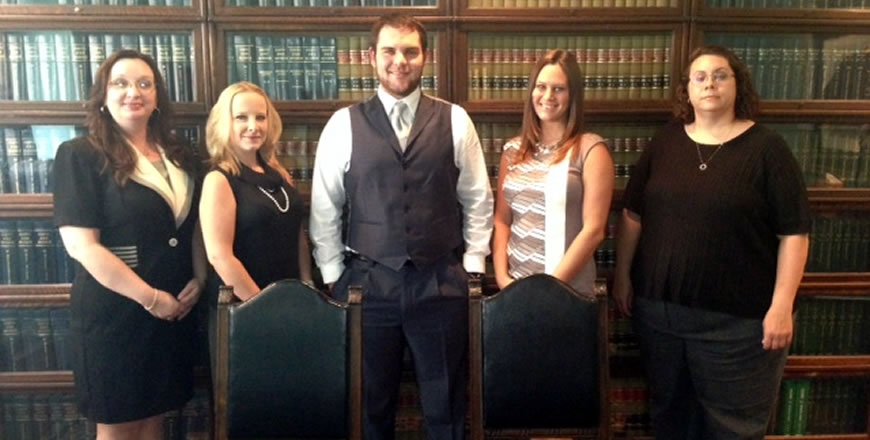 Thetford Law Firm Supprt Staff Photo